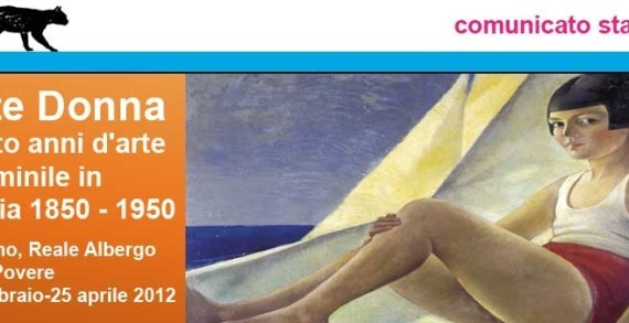 <strong>Palermo</strong>. Sicilia, l&#8217;arte è donna. In mostra le migliori tele &#8220;al femminile&#8221;