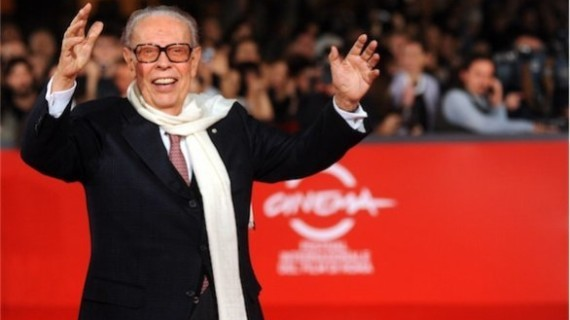 <strong>Cinema</strong>. Gianluigi Rondi l'uomo del festival di Taormina