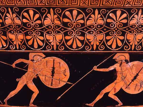 <strong>Piaceri di parole</strong>. Ma gli eroi dell&#8217;Iliade sapevano scrivere?
