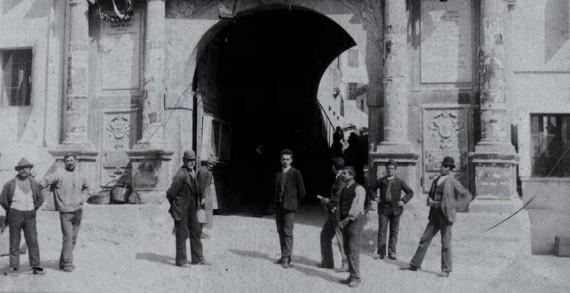<strong>Ottocento</strong>. L&#8217;Italia dopo l&#8217;unità. Vedute di città italiane dal 1860 al 1890