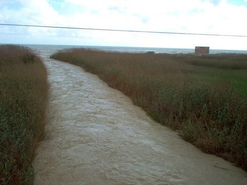 <strong>Castelvetrano</strong>. Rischio esondazione per la Diga Delia e il fiume Belice