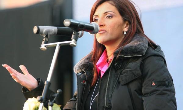 """<strong>Sonia Alfano</strong>: """"Ho detto no a Crocetta"""""""