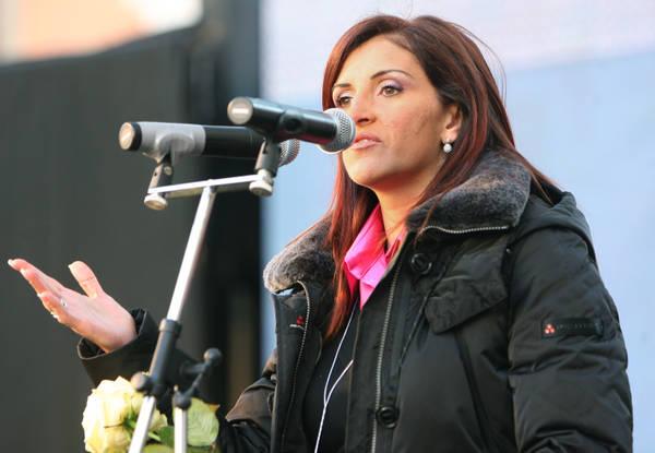 """<strong>Sonia Alfano</strong>: """"temiamo l'apertura di una nuova guerra di mafia a Barcellona Pozzo di Gotto"""""""