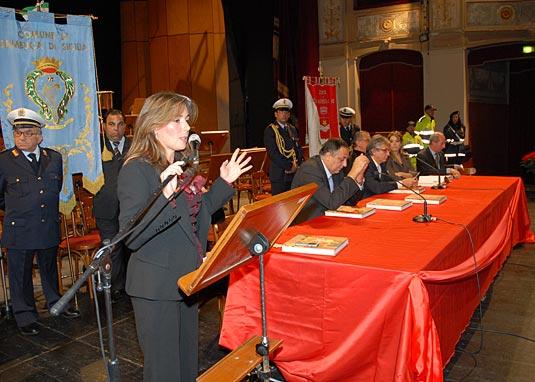 <strong>Sambuca di Sicilia</strong>. Ester Bonafede nuovo assessore alla Cultura, Turismo e Spettacolo