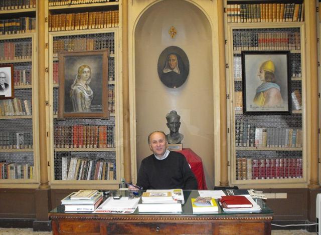 <strong>Sciacca</strong>. Biblioteca comunale intitolata al canonico Aurelio Cassar