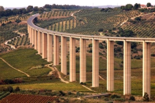 Viadotto Belice, aperto il cantiere per la messa in sicurezza