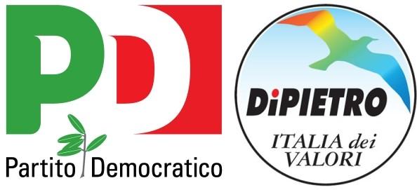 <strong>Sciacca</strong>. Accordo contrastato fra il Partito Democratico e l'Italia dei Valori