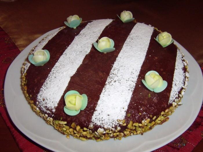 <strong>Torta tenerezza</strong>. La ricotta é regina di Sicilia