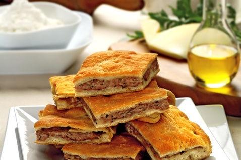 <strong>Impanata di Ragusa</strong>. Impanata con agnello, un classico della gastronomia iblea