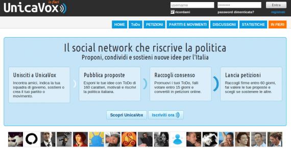 <strong>Nuove Idee</strong>. Ridisegnare la politica dal basso con UnicaVox e i ToDo per le petizioni on line