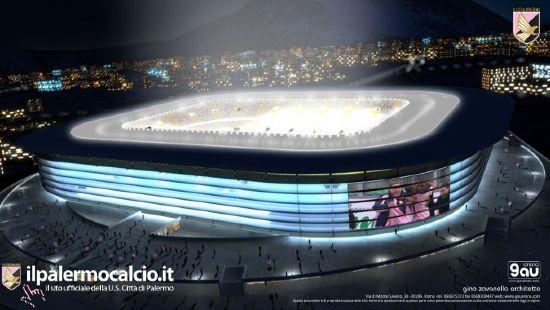 <strong>Palermo</strong>. Il nuovo stadio si farà allo Zen?