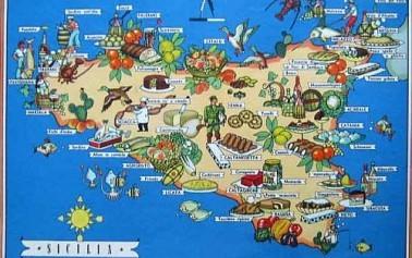 <strong>Gastronomia Siciliana</strong>. Viaggio nell&#8217;Isola delle eccellenze