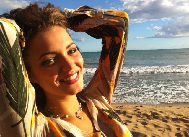 """<strong>Miss Italia Giusy Buscemi</strong>. """"La Sicilia è nel cuore, ma ora deve cambiare"""""""