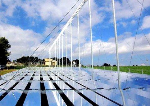 <strong>Energia</strong>. In Sicilia dal 2015 una centrale solare termodinamica