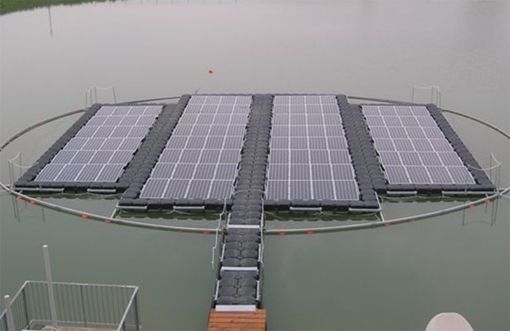 <strong>Floating Tracking Cooling Concentrator</strong>. L&#8217;impianto fotovoltaico che galleggia