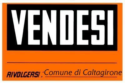 <strong>Caltagirone</strong>. AAA Vendesi carro funebre del Comune