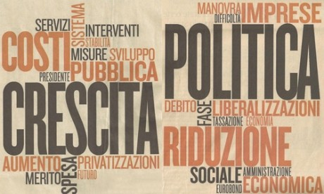 <strong> Una sera</strong>, un comizio e la politica