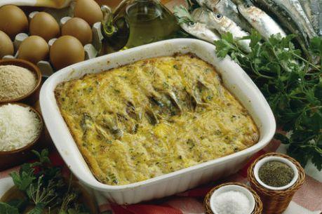 <strong>Sardine al forno</strong>. Un secondo piatto di pesce molto saporito