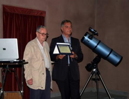 <strong>A Prestinenza</strong>, giornalista e studioso di astronomia, è intitolato un asteroide