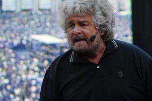 Beppe Grillo ritorna in Sicilia