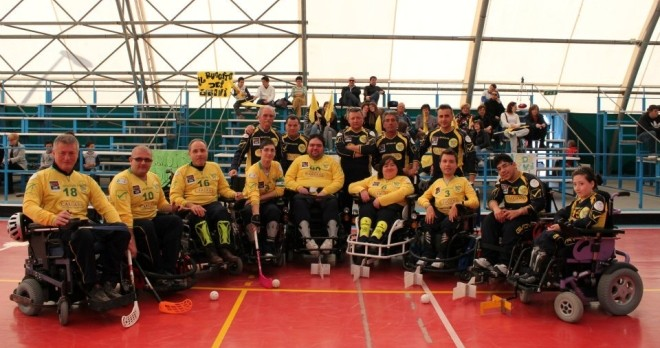 <strong>Wheelchair Hockey</strong>: I Leoni Sicani ripescati in A1