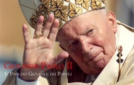 <strong>A Menfi</strong> le reliquie di Papa Wojtyla