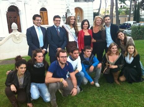 <strong>Miss Italia</strong>: Giusy Buscemi a scuola di recitazione