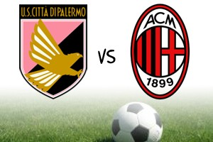 <strong>Calcio/serie A</strong>: stasera l'anticipo Palermo-Milan