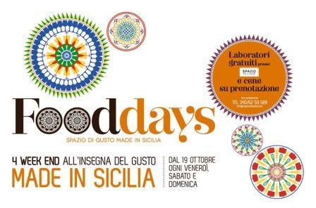 <strong>Agira</strong>. Tutti gli appuntamenti di Fooddays al Sicilia Outlet