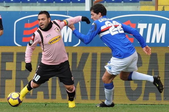 <strong>Palermo-Sampdoria</strong>, una sfida salvezza ad alta tensione