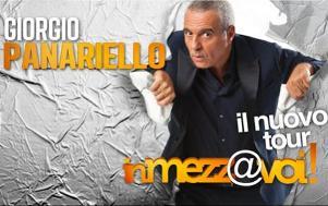"""<strong>Giorgio Panariello</strong>. In tour """"in mezz@voi"""""""