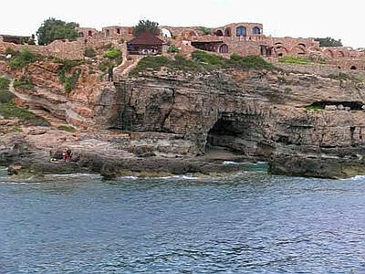 <strong>Lampedusa</strong>. Operazione antiabusivismo. Sequestrata anche villa di Claudio Baglioni