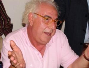 Menfi - Assessore Arch. Nino Palmeri