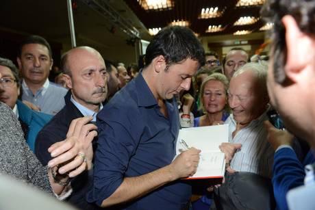 <strong>Agrigento</strong>. A luglio viene Matteo Renzi
