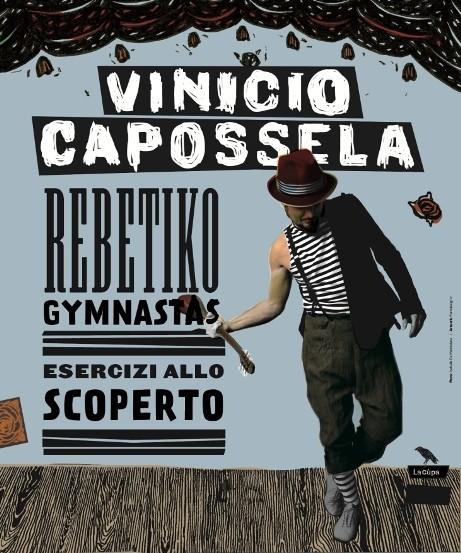 <strong>Vinicio Capossela</strong> in concerto a Palermo