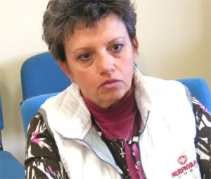 Il Dirigente Generale Dott. Rosaria BARRESI