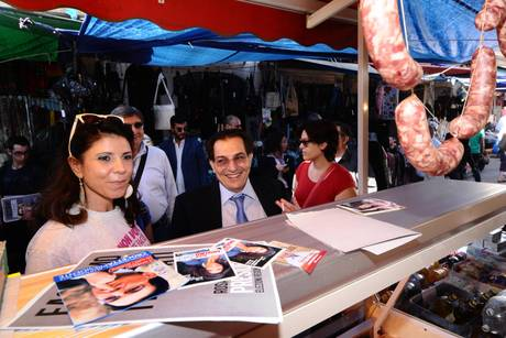 <strong>Rosario Crocetta</strong>, Presidente Ars eletto da aula
