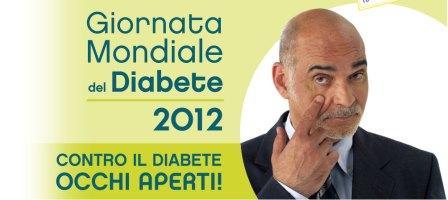 <strong>Giornata mondiale del diabete 2012</strong> il 10 e 11 novembre
