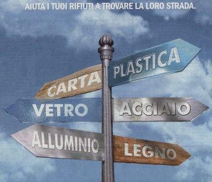 <strong>La Sicilia ultima Regione d'Italia</strong> nella raccolta differenziata