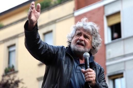 """<strong>Beppe Grillo</strong>: """"a bar dell'Ars privilegi a sbafo per gli onorevoli"""""""