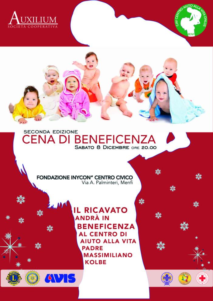 <strong>Menfi</strong>. Cena raccolta fondi 2012 per sostenere le donne in difficoltà