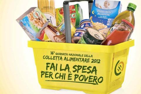 <strong>Solidarietà</strong>. Sabato, 24 novembre, torna la Giornata della Colletta Alimentare 2012