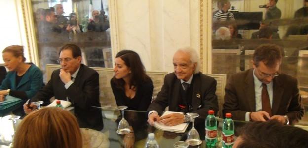 <strong>Debutta la Giunta Crocetta</strong>, prima riunine a Palermo