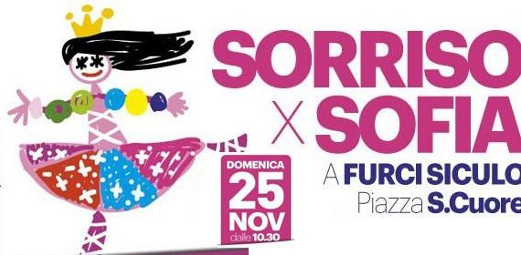 """<strong>Furci Siculo</strong>. Domenica 25 novembre """"Tutti insieme per Sofia!"""""""