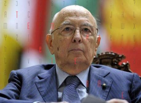Un faro nella nebbia, <strong>Giorgio Napolitano</strong>