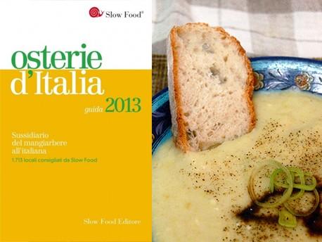 <strong>Osterie d'Italia Slow Food 2013</strong>. L'elenco delle 11 chiocciole assegnate alla Sicilia