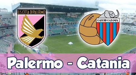 <strong>Palermo-Catania</strong>, si prepara il Derby di Sicilia