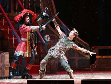 <strong>Peter Pan</strong>. Al Teatro Al Massimo di Palermo dal 22 al 25 novembre