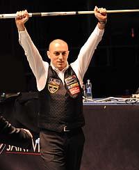 <strong>Biliardo 5 birilli</strong>, il menfitano Romeo vince la 2ª prova del campionato BTP