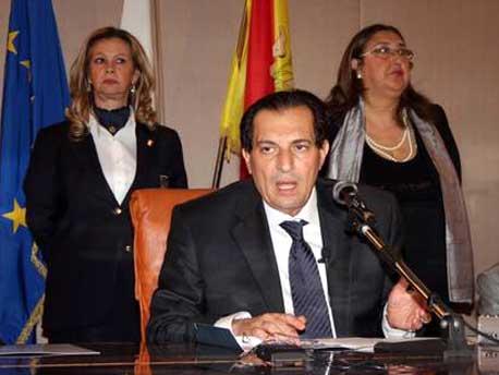 <strong>Crocetta</strong> revoca commissario Provincia Catania nominato da Lombardo la settimana scorsa